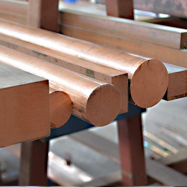 Surman Metals Copper Supplies