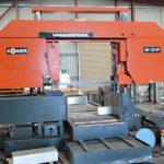 Surman Metals cutting machine